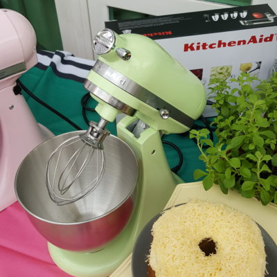 Kitchen Aid Mini Moment Garden Party For The Launch Of Kitchen Aid Mini Stand Mixer - Kitchen Aid Mini Stand Mixer