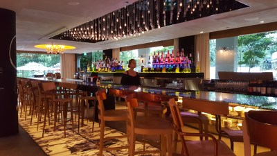 Beast & Butterflies At M Social Boutique Hotel, Good Vibes And Delish Food - Bar Counter at Beast & Butterflies