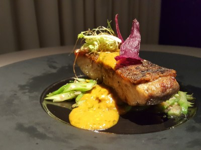 Beast & Butterflies At M Social Boutique Hotel, Good Vibes And Delish Food - Barramundi ($35)