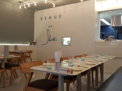 Venue By Sebastian By Ember Former Chef Now Opened At Downtown Gallery - A view of interior