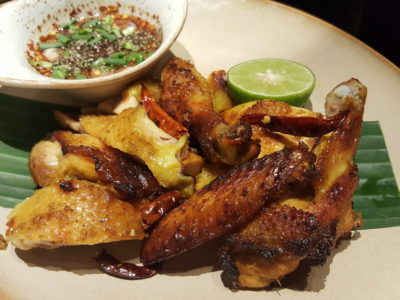 Blue Jasmine At Park Hotel Farrer Park Offering A Slice Of Thai To Little India - Roast Chicken