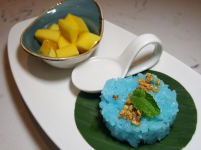 Blue Jasmine At Park Hotel Farrer Park Offering A Slice Of Thai To Little India - Mango Sticky Rice