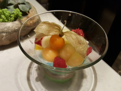 Blue Jasmine At Park Hotel Farrer Park Offering A Slice Of Thai To Little India - Chill Melon Sago