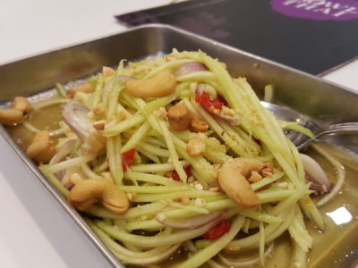 Bowl Thai, Brand New Concept Now At Chinatown Point - Green Mango Salad, Yum Mamuang ($7.90) - Green Mango Salad, Yum Mamuang ($7.90)