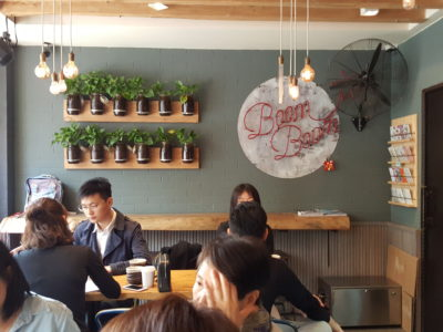 Shanghai Cafe That Are Highly Recommended By NAHMJ - Sumerian Interior