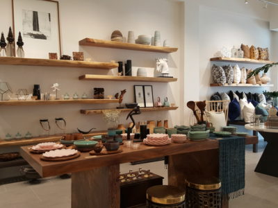 Groundstory Coffee & Craft, A Cafe And Retail For Artisan Craft At North Bridge Road - Retail Section