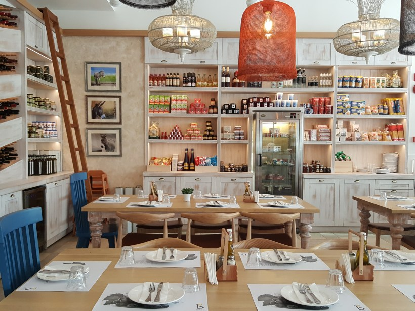 BAKALAKI Greek Taverna, A Rare Greek Restaurant With Mediterranean Ambience - Another interior view