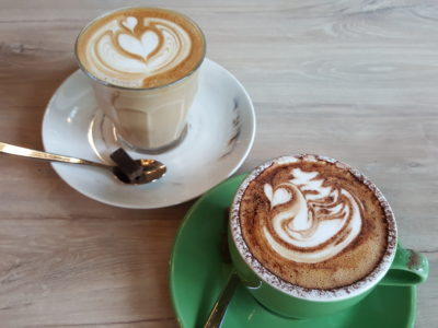 Craftsmen Specialty Coffee @ The Central, Their Forth Outlet - Coffee