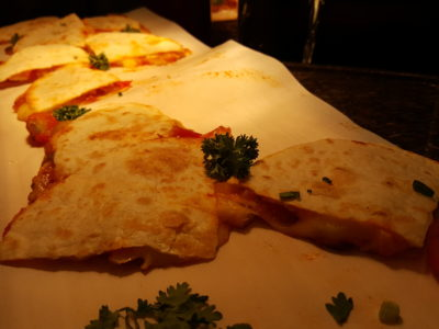 East Meets West Buffet At Makan @ Jen Of Hotel Jen Orchardgateway - Chilli Crab Quesadilla