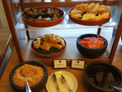 Asian Market Cafe @ Fairmont Singapore, Delicious Buffet Lunch Spread - Local Spread, Tau Pok