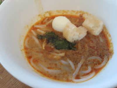 Asian Market Cafe @ Fairmont Singapore, Delicious Buffet Lunch Spread - Laksa