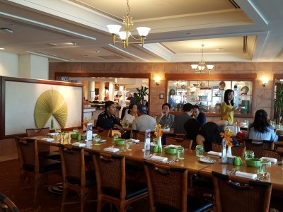 Asian Market Cafe @ Fairmont Singapore, Delicious Buffet Lunch Spread - View of Interior
