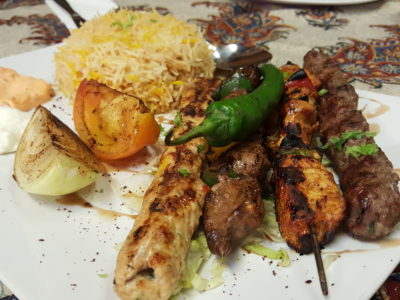 Byblos Grill Offering A Slice Of Lebanese To Singapore At Bussorah Street - Mixed Grill ($38.90)