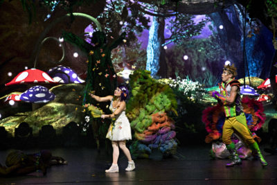 The Nutcracker At The Gateway Theatre, Experience The Magic - Clara and The Nutcracker exploring the Magical Forest