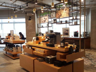 Mellower Coffee @ Bugis, Hail From Shanghai Offering Instagram-worthy Coffee and OOTD Ambience - Interior of second level