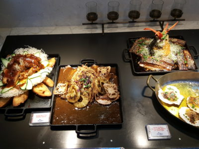 Sea & Blue Buffet Restaurant At Marina Bay Sands Offering Over 100 Dishes - More Hot Dishes