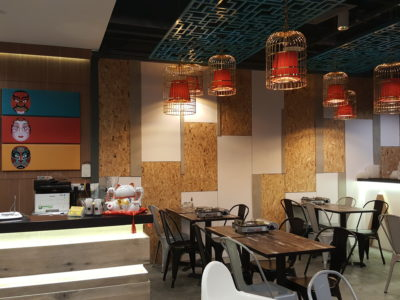 Jin Ho Mia Rice Bowl and Hot Pot At Alexandra Retail Centre - Interior, a view