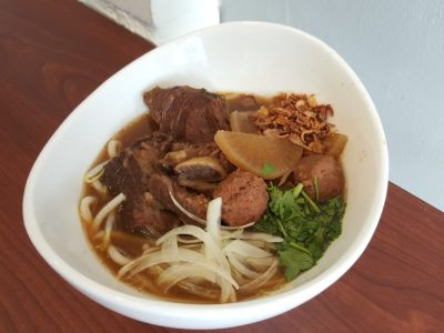 My Makan Place At Tanjong Katong Road Offering Delicious Indonesian Selection With Passion - Beef Noodle Soup ($9.90)