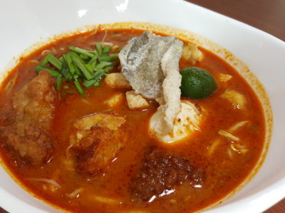 My Makan Place At Tanjong Katong Road Offering Delicious Indonesian Selection With Passion - Mee Siam ($5.90)