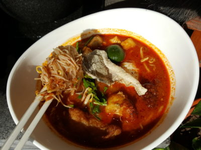My Makan Place At Tanjong Katong Road Offering Delicious Indonesian Selection With Passion - Mee Siam with Mee Hoon