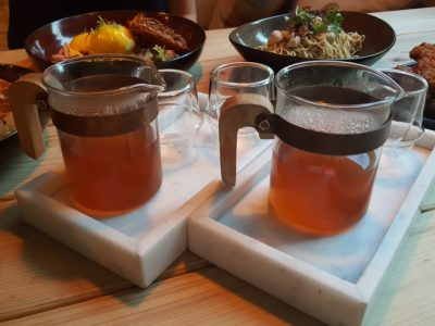 Montana Singapore New Menu For 2017 At PoMo, Getting Better And Better - V60 Cacoa Pourover ($6.80)