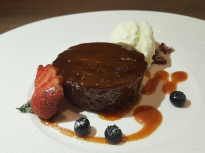 Half Pound Burger Bar & Grill At Purvis Street - Sticky Date's Pudding ($12)