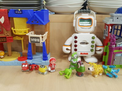 Food Lovers Only At IMM Serving Korean Fusion Items - Toys