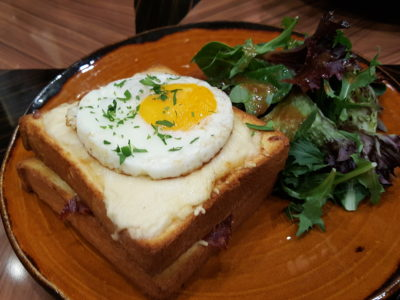 Porta Fine Food & Import Company At Park Hotel Clarke Quay, New Brunch Menu - Croque-Madame (S$14++)