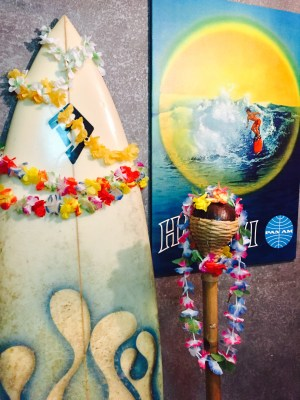 First And Only Hawaiian Tiki Bar At Aloha Poké Flagship In Singapore - Ornaments