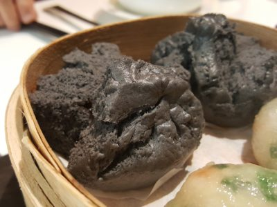 Mitzo Restaurant & Bar At Grand Park Orchard Hotel Dim Sum Lunch Set Menu And Signature Dish - Charcoal barbequed pork bun