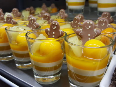 One Farrer Hotel & Spa Christmas Feasting 2017 At Escape Restaurant & Lounge - Pineapple Mango Coconut Verrine