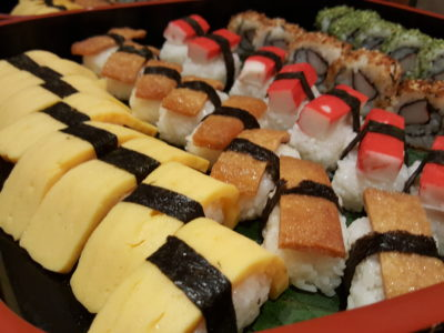 One Farrer Hotel & Spa Christmas Feasting 2017 At Escape Restaurant & Lounge - Sushi