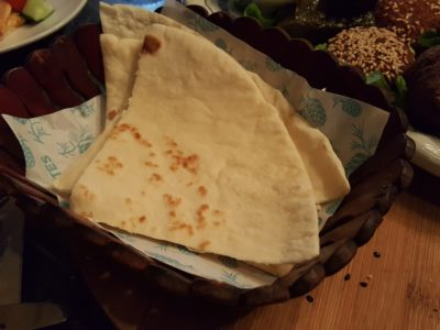 Urban Bites, Lebanese Restaurant New Chef Curated New Dishes With A Twist - Bread