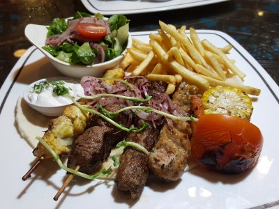 Urban Bites, Lebanese Restaurant New Chef Curated New Dishes With A Twist - Mixed Grill ($33)