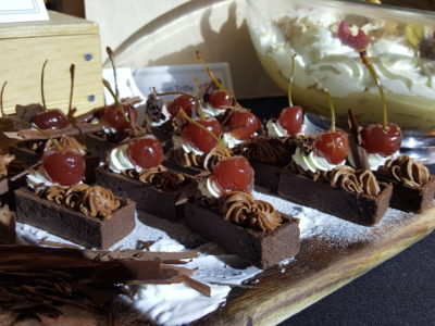 Park Hotel Alexandra Spanish-inspired Yuletide Celebration - Black Forest Cake