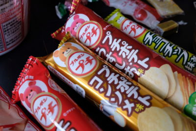 7-Eleven J-Treats Arrival Japanese Snacks is Back for the Second Time this Year - Potato Chips, Original and Miso