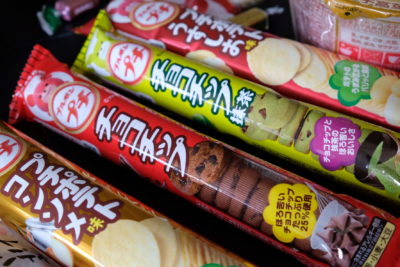 7-Eleven J-Treats Arrival Japanese Snacks is Back for the Second Time this Year - Biscuits, Chocolate and Matcha