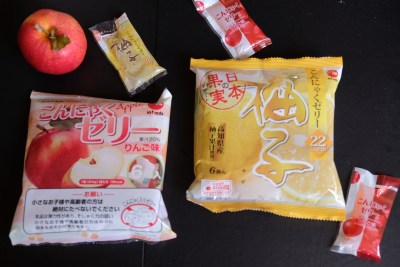 7-Eleven J-Treats Arrival Japanese Snacks is Back for the Second Time this Year - Jelly, Apple and Yuzu
