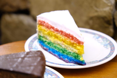 Hideout By District 20 At Jalan Peminpin - Rainbow Cake