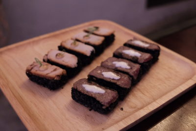 Meat Market Offering Quality Wood-Fire Grilled Meat At Heartland, Hougang 1 - Black Nigiri ($10.90 for 5, $18.90 for 10)