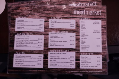 Meat Market Offering Quality Wood-Fire Grilled Meat At Heartland, Hougang 1 - Food and Drinks Menu