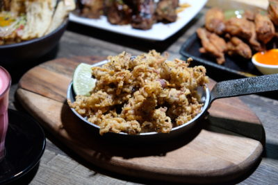Rookery @ Capital Tower With Exclusive Dishes - Baby Calamari ($18++)