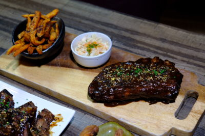 Rookery @ Capital Tower With Exclusive Dishes - Baby Back Ribs ($28++)