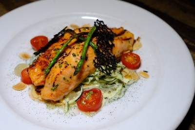 Rookery @ Capital Tower With Exclusive Dishes - Miso Salmon ($26++)