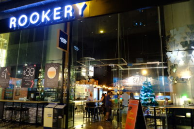Rookery @ Capital Tower With Exclusive Dishes - Facade