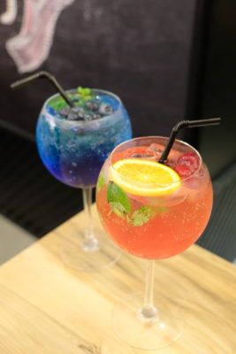 Pizza Maru Offering Healthier Crust, Black Rice and Matcha At Northpoint City - Mocktail, Love Land and Cheonjyeon Waterfall ($6.90)