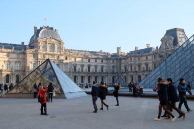 Paris Must Visit Attractions And Places Of Interests - Louvre Museum