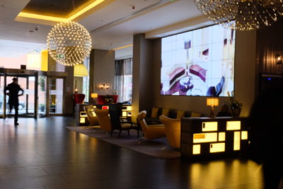 Pullman London St Pancras With Fabulous Rooms At A Perfect Location, King's Cross - Another view of lobby