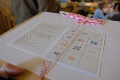Fenix Food Factory, Indulge In Local Produce In Rotterdam - Platter Card