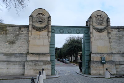 Paris Must Visit Attractions And Places Of Interests - Père Lachaise Cemetery